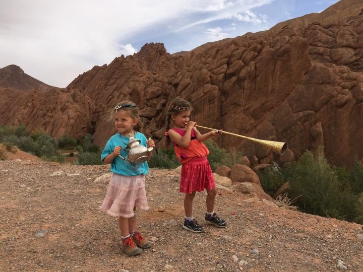 Souvenirs du Maroc (oct 2014)